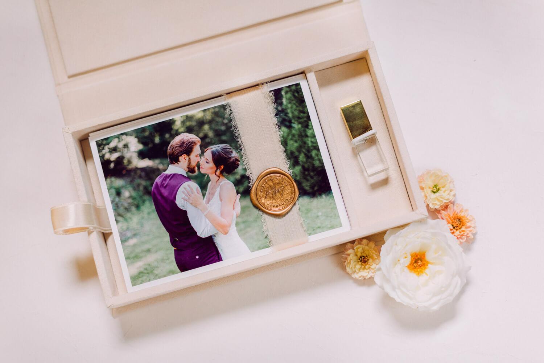 Fotobox, krabicka na fotky
